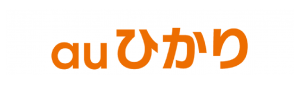 auひかりの大きいロゴ