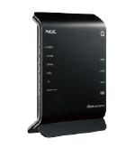 WiFiルーター(NEC製Aterm WG1200HP3)
